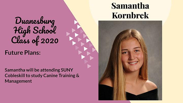 Samantha Kornbrek