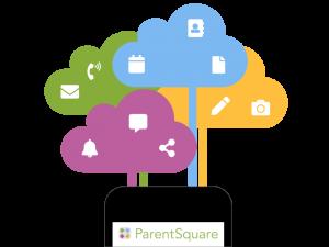 ParentSquare Communications Tool Graphic